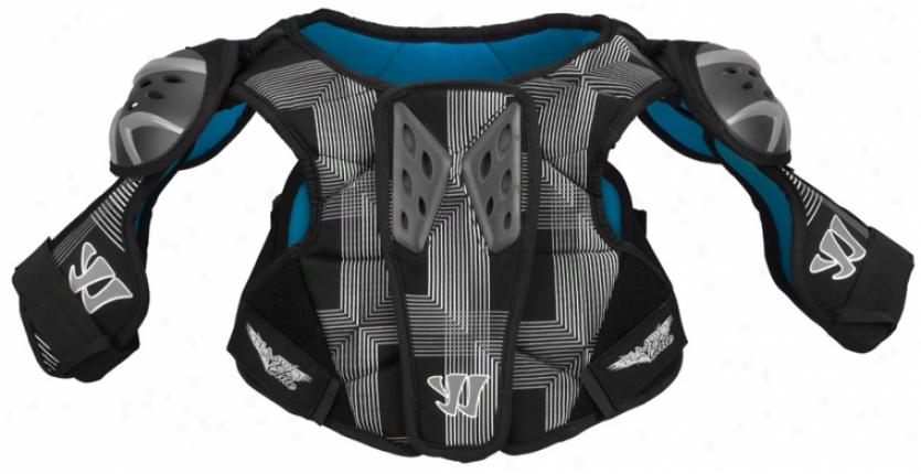 Wrrior Tempo Elite Lacrosse Shoulder Pad