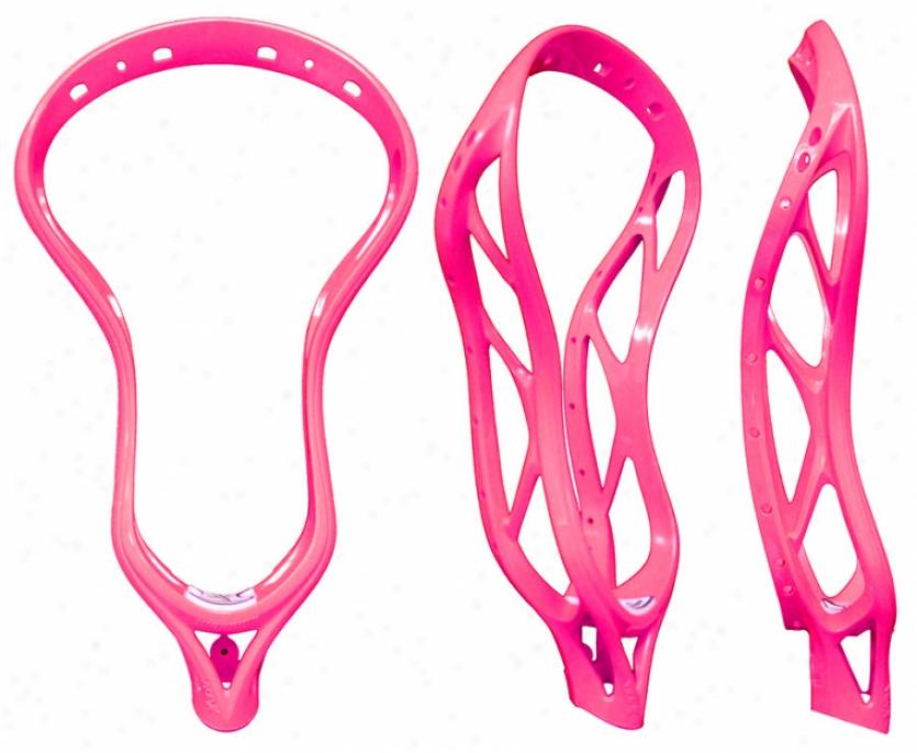 Wadriior Vice X Neon Unstrung Lacrosse Head