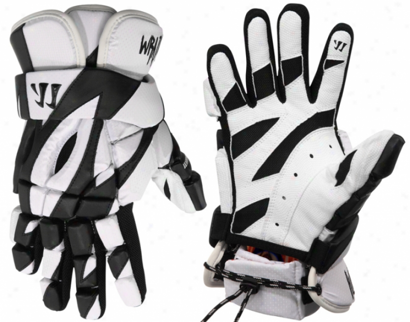 Warrior Wrath Lacrosse Gloves