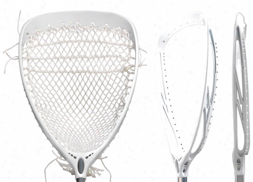 Warrior Zoo Goalie Lacrosse Head